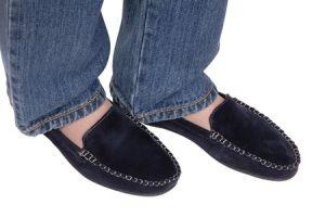 избавиться от неприятного запаха обуви: